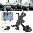 "360° Rotation Universal Car Windshield Holder Desktop Mount For 7"" to 11"" Tablet"