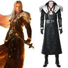 Final Fantasy Costume FF VII 7 Remake Sephiroth Cosplay Halloween Costume Outfit