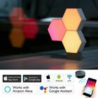 Life Smart Cololight Night Lighting Touch Quantum Lamp Led Hexagonal Lamp