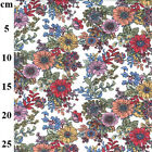 Lovely Floral printed Fabric - Marigold - 100% Cotton Fabric - Dess, quilting