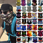 Multi Functional Tube Bandana Mask Scarf Headband Uva-proof Face Snood Balaclava