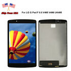Fit For LG G Pad F 8.0 LG-V495 LCD Touch Digitizer+Frame