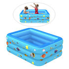 Summer Inflated Home Swimming Pool Lounge Paddling Pools for Kids Durable