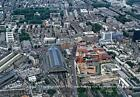 A4 Panoramic View of London c1999 Kings Cross St Pancras British Library UCL