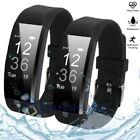 Rechargeable Fit**bit Waterproof Fitness Heart Rate Calorie Step Tracker Monitor calorie Featured fitness heart monitor rate rechargeable step tracker waterproof