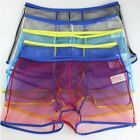 Kyпить Sexy Mens See-through Boxer Shorts Mesh Sheer Briefs Trunks Underwear Lingerie на еВаy.соm