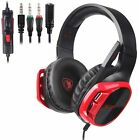Gaming Headset for PS4 Controller,Xbox One,PC,Laptop,Mac,Tablet,Smartphone
