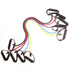 Resistance Band Pull Up Stretching Fitness Workout Muscle training 15-125lbs image