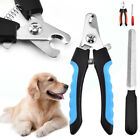 Pet Grooming Scissors Nail Clipper Kit Dog Set Professional Pet Hair Cutting