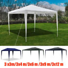 Partytent Gazebo Waterproof Marquee Canopy Garden Wedding Party Tent Awning Tent