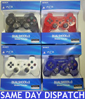 (New) Sony Playstation 3 DualShock 3 Wireless Gamepad Sixaxis PS3 Controller