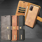 For Samsung Note 20 / Note 20 Ultra Case Leather Wallet Flip & Credit Card Slots