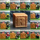 Roblox Series 8 Mystery Box BRONZE Cube Kids Toys Figures Pack+Online Game Codes