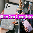 SPARKLE TWINKLE GLITTER Case iPhone 12 11 XR Pro Max XS SE 2020 7 8 Slim Cover