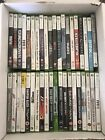Xbox 360 Games - Multiple Listing Reduced! Make A Selection