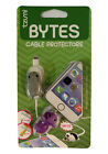 Tzumi Bytes Silicone Universally-Fitting Cable Protectors (Pick Your Favorite)