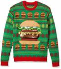 Blizzard Bay Men's Ugly Christmas Sweater Food - Choose SZ/color