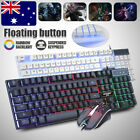 Led Gaming Keyboard And Mouse Set For Pc Laptop Ps4 Xbox  Mac Windows