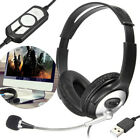 Homework Class Lesson Ear Stereo Gaming Headset Headphone with Mic Super Bass