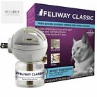 FELIWAY Classic 30 Day Starter Kit Plug-in Diffuser  Refill for Cat