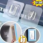 2/10/20pcs Double-sided Adhesive Wall Hook (factory Outlet) (50% )