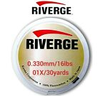 RIVERGE Fluorocarbon 30 Yards LEADER Line Grand Max Fly FISHING Tippet SEAGUAR