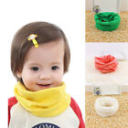 Scarf Warm Boy Winter Girl Baby Kids Breathable Toddler Candy Colors Cotton Knit