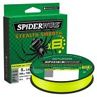 Spiderwire Stealth SMOOTH 8 Fishing Braid 300m - YELLOW - All Breaking Strains