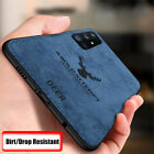For Samsung S20 FE Note 20 Ultra S20 S21 A71 A51 Matte Hybrid Leather Case Cover