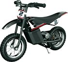 Electric Dirt Bikes For Kids Battery Operated Rocket Ride On Boy Girl Motorcycle