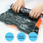 Vacuum Seal Waterproof Clothes Storage Packing Travel Organizer Pouch Bag 13uk