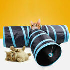 4 Entries Pet Tunnel for Cats Rabbits and Other Pets Foldable