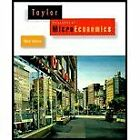PRINCIPLES OF MACROECONOMICS 3RD EDITION By John B Taylor Excellent Condition