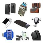 Accessories For Sony Xperia SL: Case Belt Clip Holster Armband Sleeve Mount H...