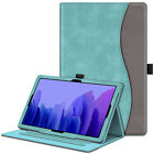 Case for Samsung Galaxy Tab A7 10.4'' 2020 T500 Multi-Angle Stand Cover w Pocket