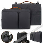 """For 13"""" 14"""" 15"""" 15.6"""" Inch Portable Nylon Notebook Carry Case Shoulder Bag Pouch"""