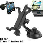 """Adjustable Bracket Car Windshield Suction Cup Mount For LG G Pad 7"""" to 8"""" Tablet"""