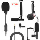 3.5mm Camera Microphone for DJI OSMO POCKET 2 Do-It-All Handheld Gimbal Camera