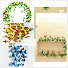 Butterfly Stickers Home Decoration Stereoscopic Refrigerator Sticker R