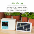 Outdoor Charging Timer Home Drip Tool Watering Device Solar Powered Automatic