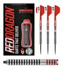 Red Dragon Darts - GT3 90% Tungsten 22g 24g 26g (Steel Dart) Dartpfeile
