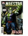 MARVEL - MAESTRO: WAR & PAX - MAIN/VARIANT - NM - GEMINI