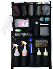 Cashel Trailer Door Organizer Removable Zippered Pockets Black TDO