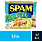 Spam Lite Luncheon Meat 12 oz