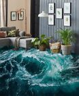 3D Ocean Whirlpool 135 Floor WallPaper Murals Wall Print Decal UK Zoe