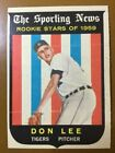 1959 Topps Baseball Singles - Numbers 1-300 - Pick Your Card - Complete Your Set