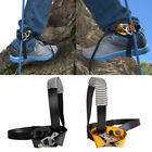 Right/Left Foot Ascender Riser for 8-13mm Rope Rock Climbing Outdoor Safety Gear