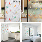 3d Shiny Privacy Window Film Sticker Frosted Pvc Stained Glass Sticker Home Deco