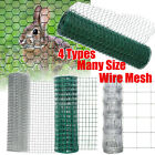 Galvanised Welded Chicken Wire Mesh PVC Coated Animal Fencing Net Rabbit Fence