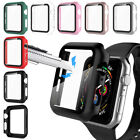 Apple Watch Series 6/5/4/SE/3/2 Screen Protector Case iwatch 44/40/42/38mm Cover